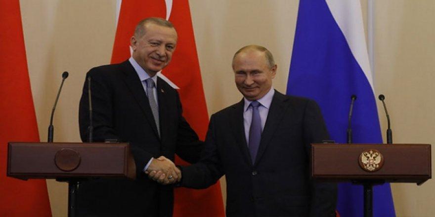 Türkiye ve Rusya 10 Maddelik Mutabakat Metni İmzaladı