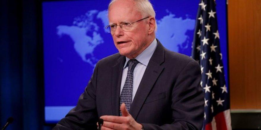ABD Suriye Özel Temsilcisi Jeffrey'den Türkiye-Rusya Mutabakatı Açıklaması