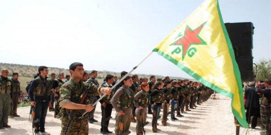 YPG/PKK Siyonist İsrail'den Yardım İstedi