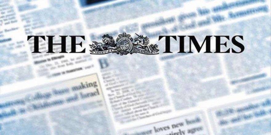 The Times Yazarından Güvenli Bölgeye Destek