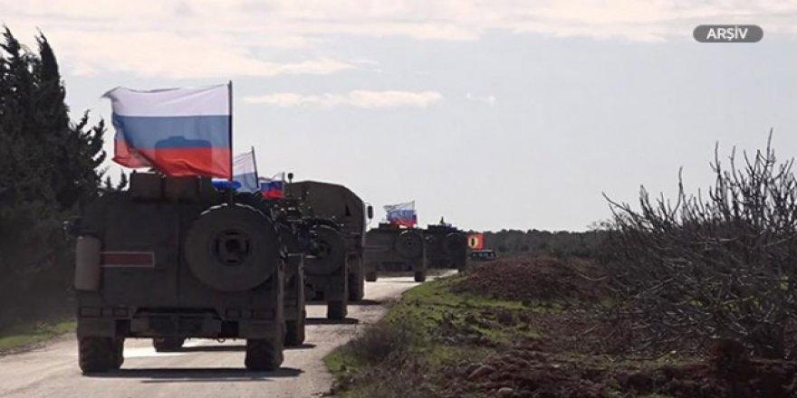 Rusya İle Ortak Devriye Başladı