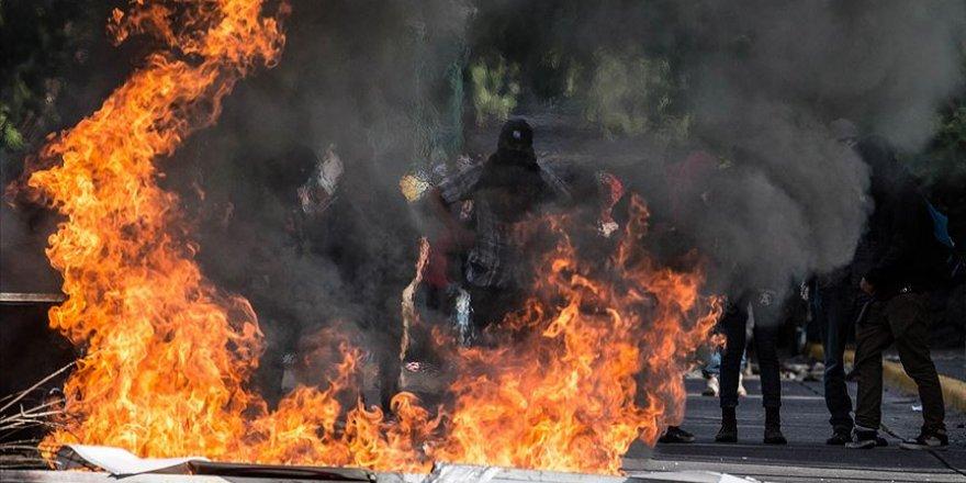 Meksika'da Çıkan Olaylarda Ölenlerin Sayısı 13'e Yükseldi