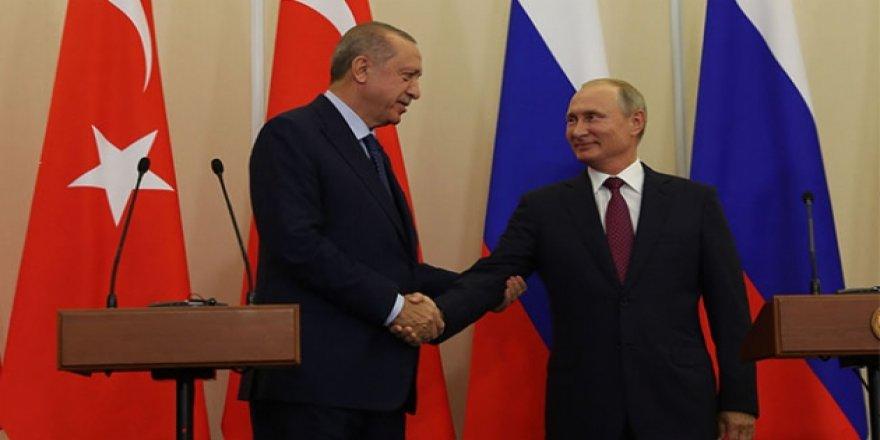 Kremlin'den Soçi'deki Zirvenin Detaylarına İlişkin Açıklama