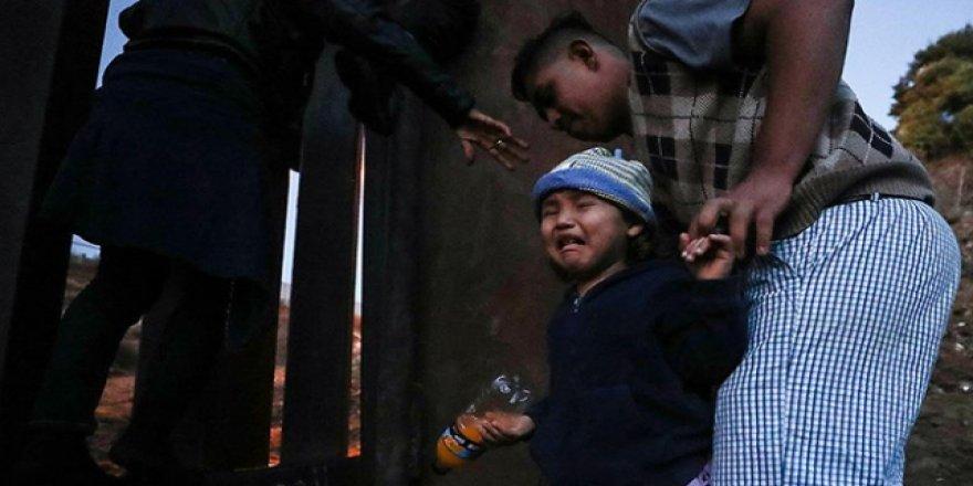 ABD Bin 500'den Fazla Göçmen Çocuğu Ailesinden Kopardı