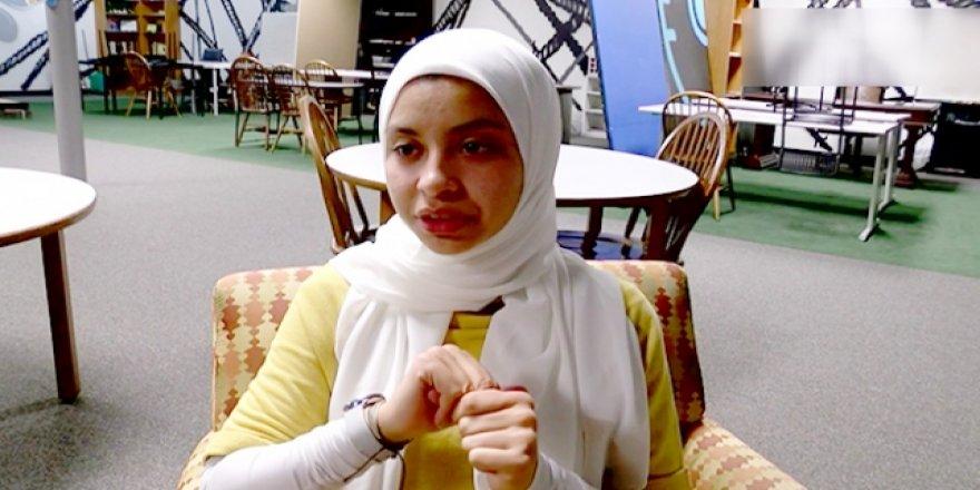 ABD'de Müslüman Atlet, Başörtüsü Sebebiyle Diskalifiye Edildi