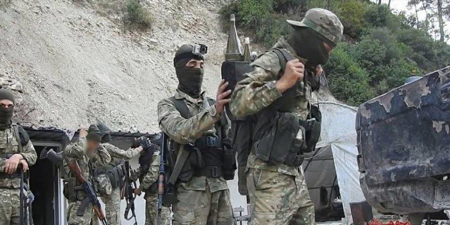 Kıbeyne'de Esed Vuruyor, Muhalifler Direniyor!