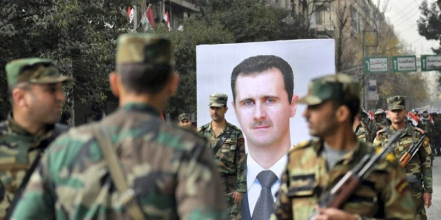 Esed Rejimi Yetkililerine Yönelik İlk 'İnsanlığa Karşı Suç' Davası Açıldı
