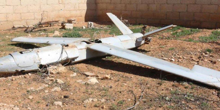 Milli Ordu, YPG'ye Ait Dron'u Düşürdü