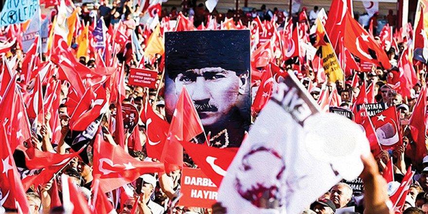 Bir Tuğyan İdeolojisi Olarak Kemalizm ve Politik İkiyüzlülük