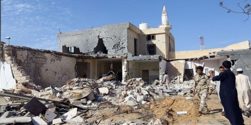 Hafter Güçleri Trablus'ta Sivilleri Hedef Aldı