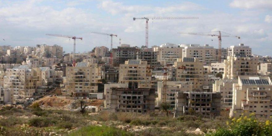 İsrail'den 2 Bin 300'den Fazla Yasa Dışı Konuta Onay