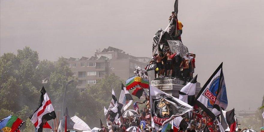 Şili'deki Hükümet Karşıtı Gösterilerde Ölenlerin Sayısı 23'e Çıktı