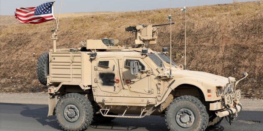 ABD Ordusu Kobani'nin Güneyindeki Üsse Geri Döndü