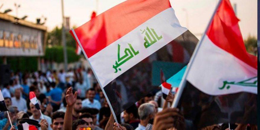 Irak'ta Sivil İtaatsizlik Eylemi Başlatıldı