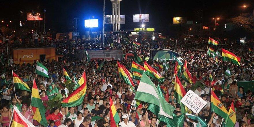 Bolivya Muhalefeti Ordudan Destek İstedi