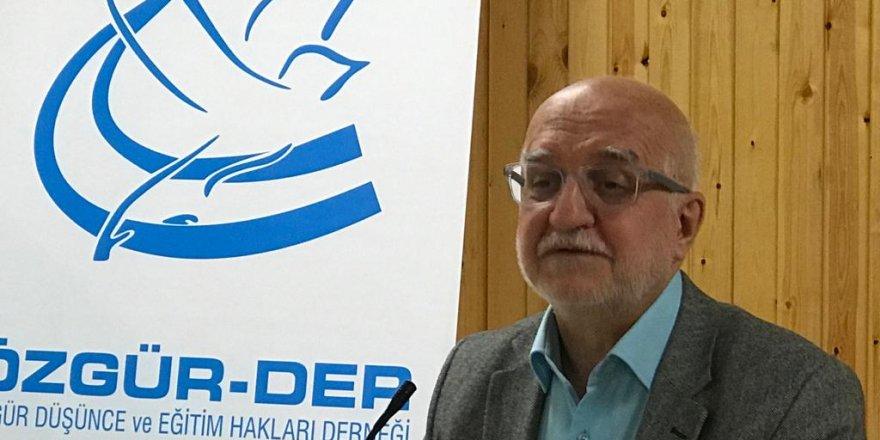 Sivas Özgür-Der'den ''Barış Pınarı Harekatına Sevinenler ve Üzülenler'' Semineri