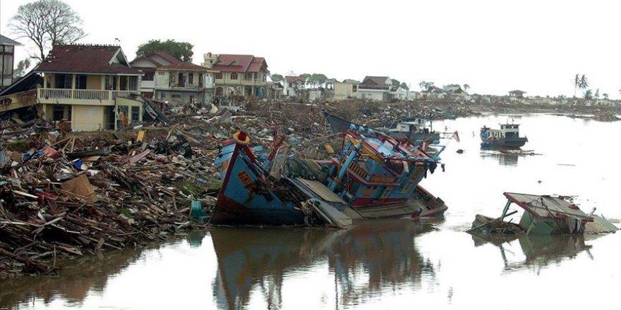 Son Yüzyıl Tsunamilerinde Yaklaşık 260 Bin Kişi Öldü