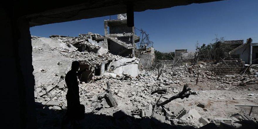 İdlib'de 62 Bin Sivil Daha Yerinden Edildi