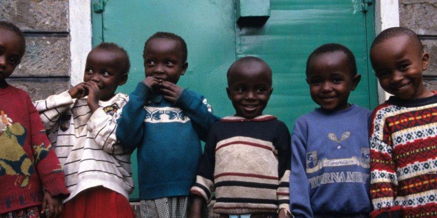 Kenya Nüfusu 10 Yılda 10 Milyon Arttı