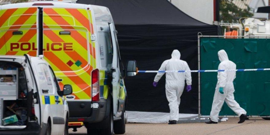İngiltere'de Tırda Bulunan 39 Cesede İlişkin 8 Gözaltı