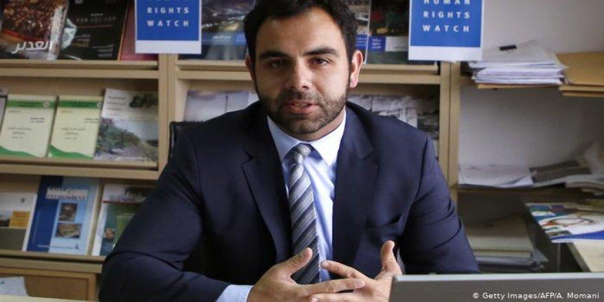 Siyonistler, İnsan Hakları İzleme Örgütü Yetkilisini Sınır Dışı Ediyor