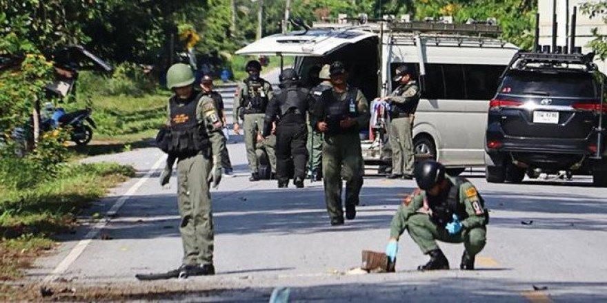 Tayland'ın Güneyinde Karakola Saldırı: 15 Ölü