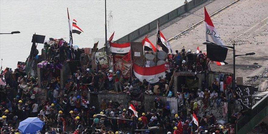 Irak'taki Protestolar Ayrışmanın Yansıması mı?