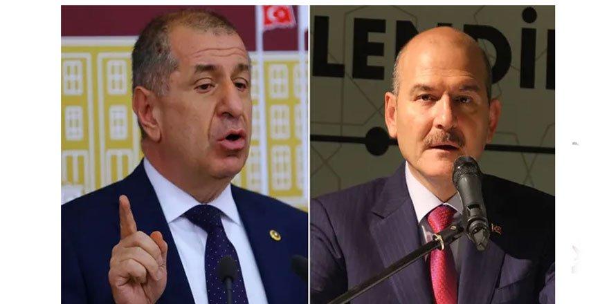 Irkçı- faşist Ümit Özdağ'a Süleyman Soylu'dan da Tepki!