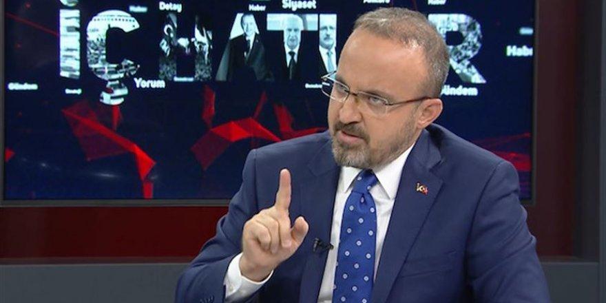 AK Partili Bülent Turan, Bülent Arınç'a Kapıyı Gösterdi!