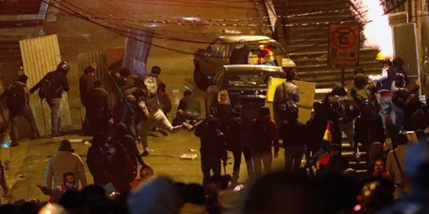 Bolivya'daki Şiddet Olaylarında Ölü Sayısı Artıyor