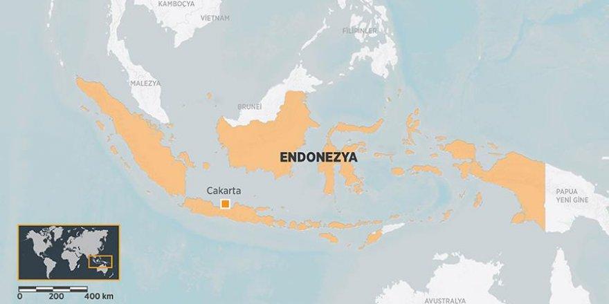 Endonezya'da 6,6 büyüklüğünde deprem meydana geldi