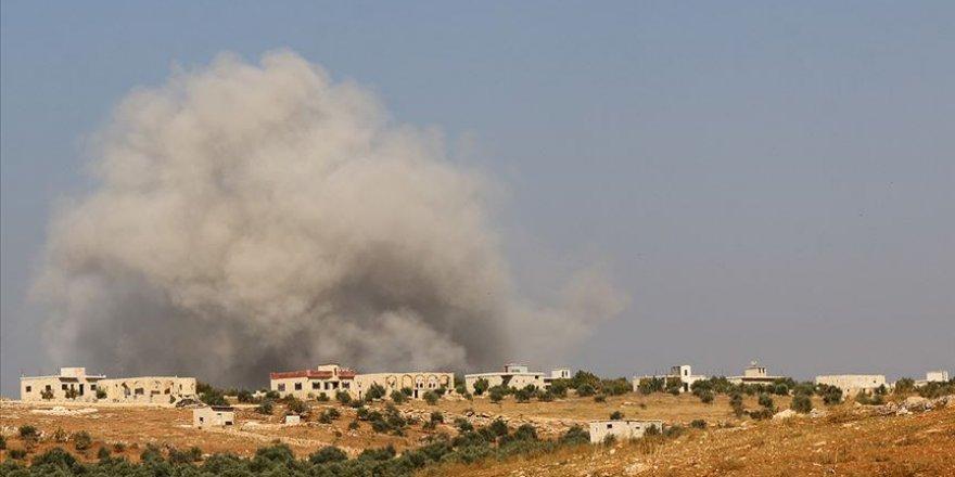 İşgalci Rusya İdlib'de 5 Sivili Daha Katletti!