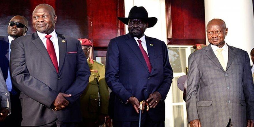 Güney Sudan'da Geçiş Hükümeti 100 Gün Ertelendi