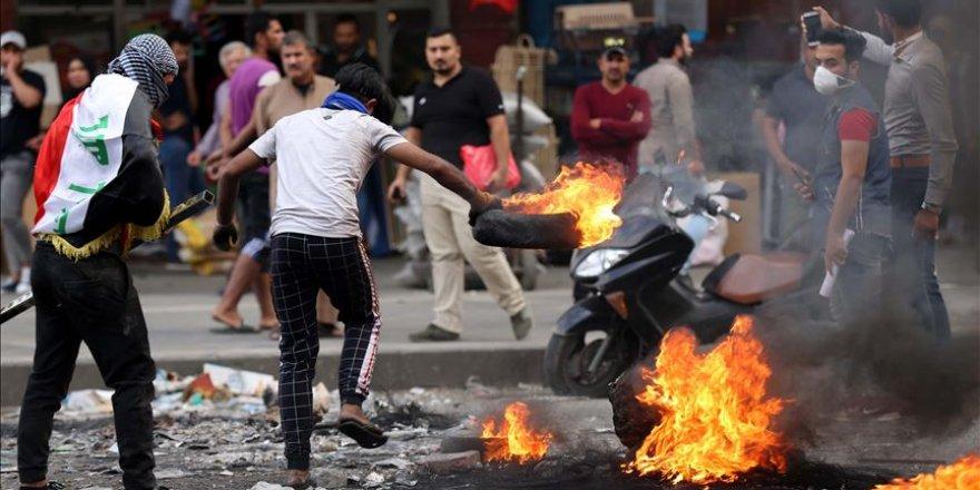 Basra'daki Gösterilerde İki Kişi Öldü