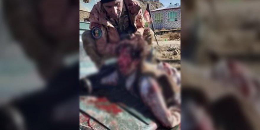 Kabil Hükümetine Bağlı Komutan Afgan Sivili İşkenceyle Öldürdü