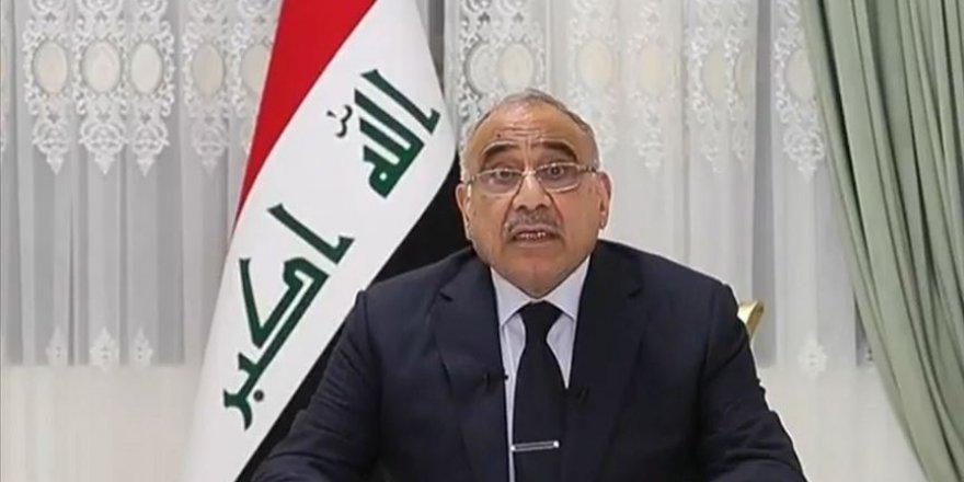 Irak'ta Başbakan Abdulmehdi Hakkında Gensoru Hazırlığı