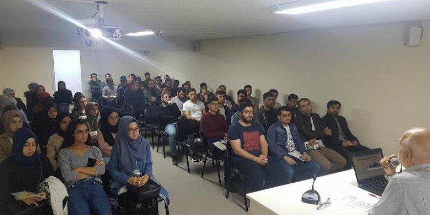 Ankara Özgür-Der'de Etkinlikler Başladı