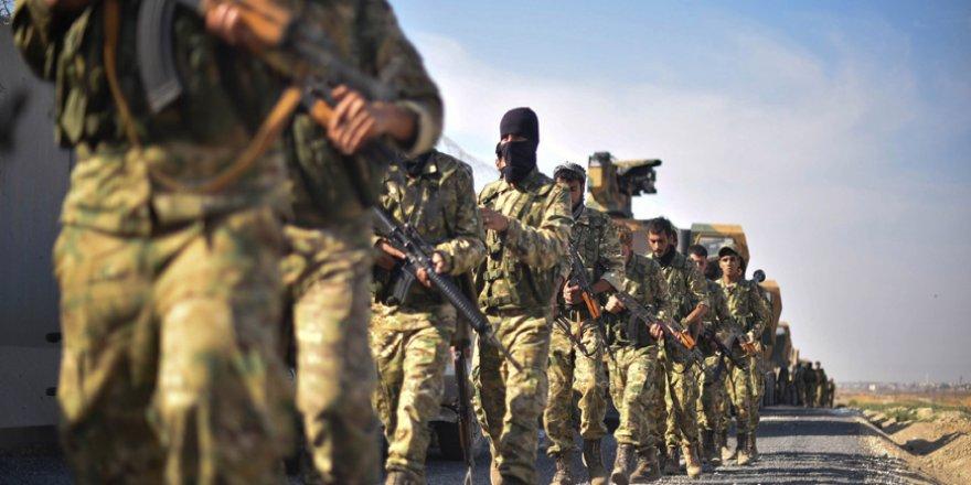 Türkiye Destekli Suriye Milli Ordusu'ndan Esed Rejimi Güçlerine Saldırı: 4 Ölü