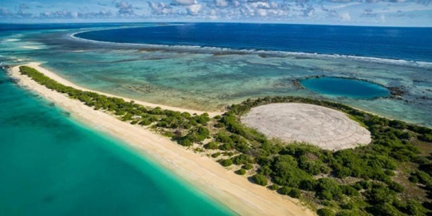 Marshall Adaları'ndaki Nükleer Atıklar Okyanusa Sızıyor