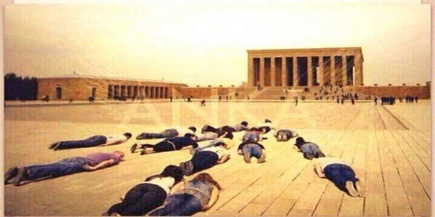 Sayın Cumhurbaşkanı, Kemalizm'i Sevmeyeceğiz!