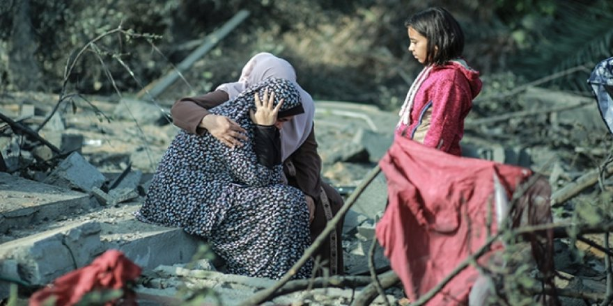 İsrail'in Gazze Saldırılarında Ölü Sayısı 34'e Yükseldi