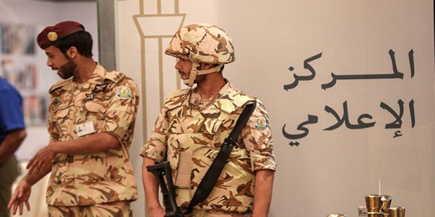 Suudi Arabistan Filistinlileri Hukuksuz Bir Şekilde Gözaltına Alıyor