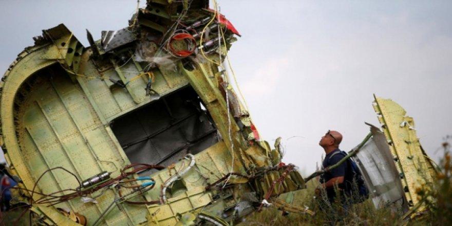 Ukrayna'da 2014'te Düşürülen Malezya Uçağı İle İlgili Yeni Tanık Çağrısı