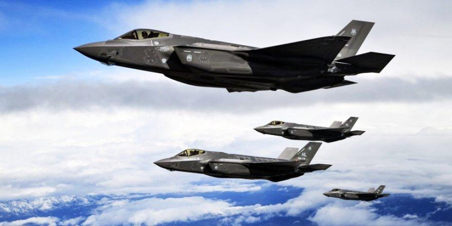 Pentagon: F-35 Parçaları İçin Türkiye'ye Alternatif Üreticileri Bulduk