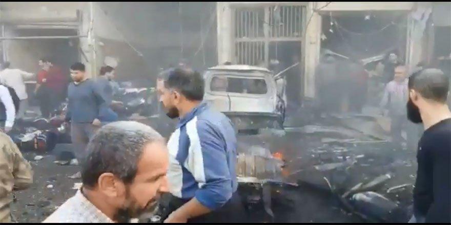 El-Bab'da Bombalı Saldırı: En Az 18 Ölü