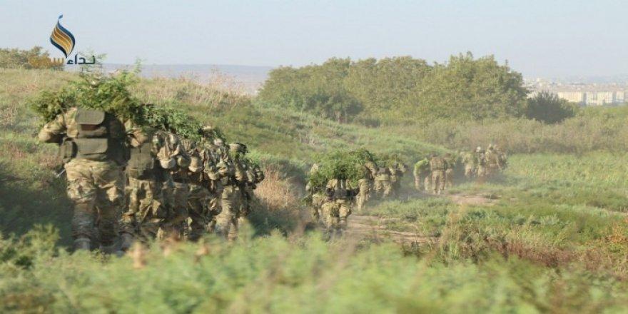 Direnişçiler 20 Rus ve İran Askerini Öldürdü