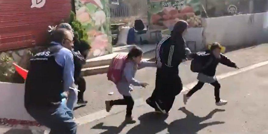 Siyonist İsrail Zulümde Sınır Tanımıyor!