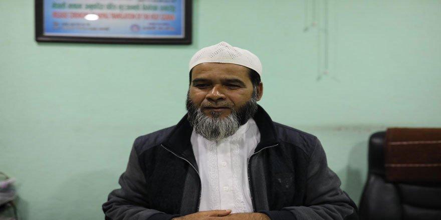 Hurşit Alam ile Nepal'deki Müslümanların Durumu Üzerine
