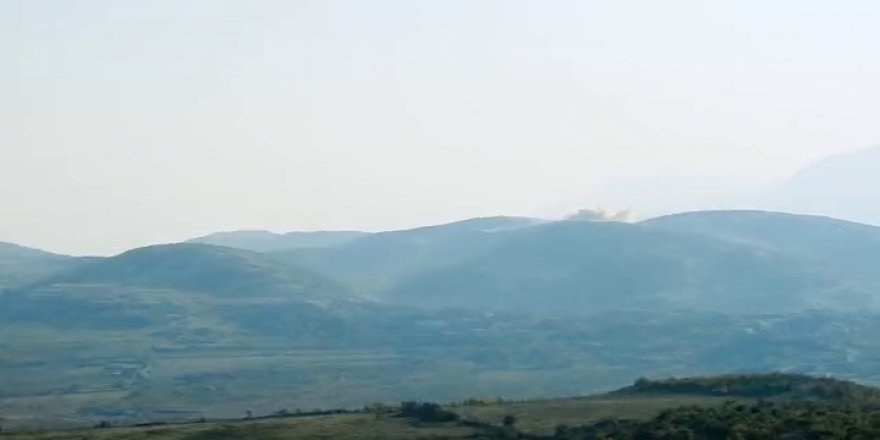 Kıbeyne'de Rejime Hava Desteği de Fayda Vermedi