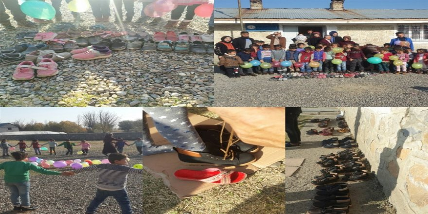 HBT'den İki Köy Okuluna Destek